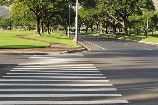 Asphalt Parking Lot & Road Striping in Florida