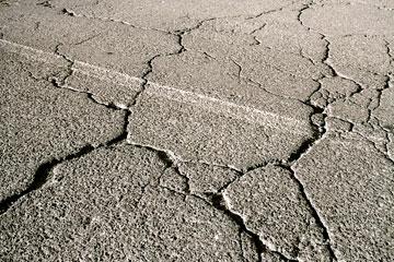 Erase Existing Cracks