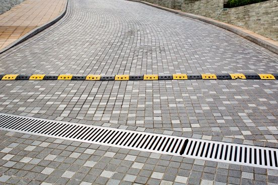 Speed Humps On Driveway