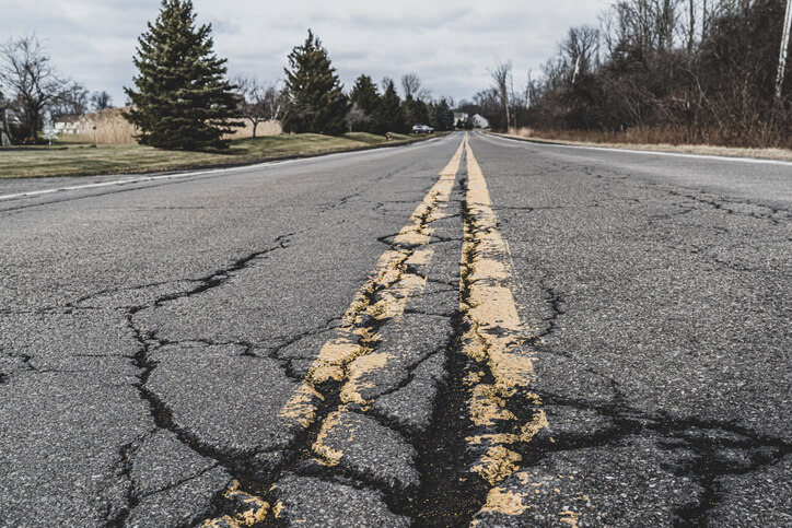 What's Damaging My Asphalt? Here Are 6 Possible Causes